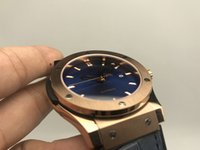 Joan007 Super Factory Luxury Watch Rose Gold Case Blue Face ...