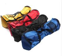 전기 스쿠터 스케이트 보드 외발 자전거 가방 케이스 커버 6.5 인치 호버 보드에 대 한 운반 가방 2 휠 자기 균형 스쿠터
