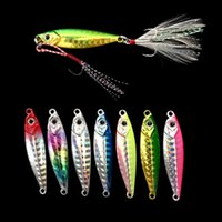 Fishing Slow Shaking Jigs Lure Shore Casting Jigbait Artific...