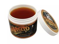 Suavecito بوميد جل الشعر نمط firme عقد بوم نمط قوي استعادة الهيكل العظمي كبير الشعر النفط الشمع الطين