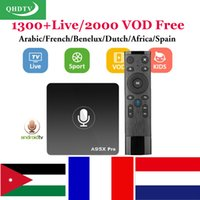 Google voice control tv box A95X PRO S905W 2G 16G With QHDTV...