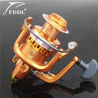 all'ingrosso ruote da pesca spinning fishing reel 5.2: 1 serie 10BB Spinning wheel Sea Rock richiama pesca mulinello pesca carp fishing MK