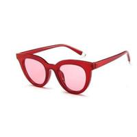 Neu kommen mode cat eye sonnenbrille frauen markendesigner retro weibliche sonnenbrille oculos de sol feminino uv400