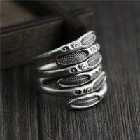 designer jewelry fashion charms 999 sterling silver rings Ha...