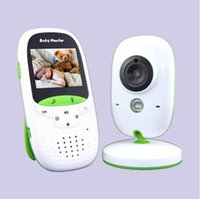 VB602 High quality Wireless 2. 0 inch Video Color Baby Monito...