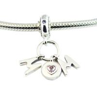 Passt Charms Pandora Armbänder 2018 Sommer Perfekte Mama Baumeln Charme perlen Original 925 Sterling Silber Charme DIY Schmuck Für Frauen machen
