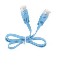 Ethernet Kablosu Cat6 RJ45 Ağ Kablosu Patch Kablosu Laptop Router Için HUB Masaüstü PC 0.5 m 1 m 2 m 3 m 5 m 10 m 15 m 20 m