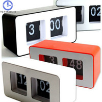 Alarm Clock Innovation Automatic Page Simple Design Fashion ...