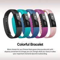 ID115 Waterproof Fitness Tracker Watch Sport Wristband Pedom...