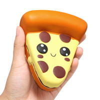 2018 New Kawaii Squishy Pizza Squishies Cream Scented Slow R...