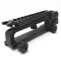 Poignée de transport détachable en métal tactique professionnelle avec vue arrière pour fusil M4 M16 AR15