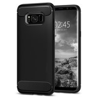 Original RUGGED ARMOR Case for Galaxy S8 Plus S8 Flexible Du...