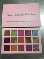 Brand New Cosmetics Passion Berry Eye Shadow Palette Ultra P...