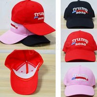 Trump Baseball Caps Hats Embroidery Trump 2020 Make America ...