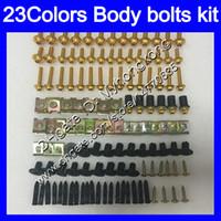 Verkleidungsschrauben Full Screw-Kit für Honda Goldwing GL1800 2001 2002 2003 2004 2005 2010 GL 1800 GL-1800 Körpermuttern Schrauben Muttern Bolzen Kit 25colors