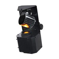 10W efecto de luz LED 7 Goboscolours fusion roller LED spot luz DMX 512 stage light DJ equirement
