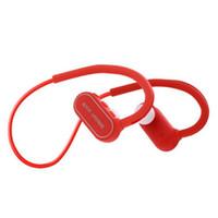 Spor Kulaklık Evrensel Bluetooth Kulaklık Su Geçirmez Kulaklık Stereo Kulaklık Kulakiçi G5 marka güç 3 Ile Mic DHL ücretsiz