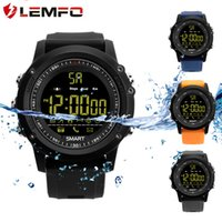 EX17 Smart Watch Professional Waterproof Smartwatch Pedomete...