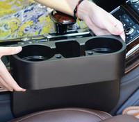 Universal Cup Holder Auto Auto Lkw Essen Wasser Berg Trinken Flasche 2 Stand Telefon Handschuh Box New Car Interior Organizer Car Styling