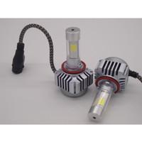H1 H4 H7 H811 90095 90096 90097 600W 120000LM CREE LED-Scheinwerfer-Set High oder Low Lichtstrahl Birne Xenon 6000K Leistung