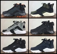 2017 Air Huarache 6 X Acronym City MID Leather Running Shoes...