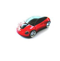 2.4GHz Draadloze optische muis Muizen Auto Vorm USB-ontvanger voor PC Laptop Notebook USB-ontvanger