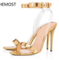 Summer women fashion casual high heeled sandals PU leather fabric 3 colors to choose from sandals women 2018 Ankle Strap sandals