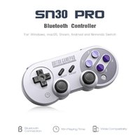Ursprünglicher 8Bitdo SN30 Pro / SF30 Pro Wireless Game Controller mit Joystick Bluetooth Gamepad für Windows Android Steam Nintendo Switch