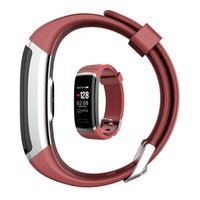 Smart Fitness tracker Band Bluetooth Continuous Heart Rate W...