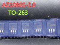 20pcs / lot de nouveaux circuits intégrés AZ1086S-5.0TRE1 AZ1086S 5.0 TO-263 en stock Livraison gratuite