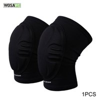 WOSAWE 1PC Breathable Classic Black Outdoor Extreme Sports K...