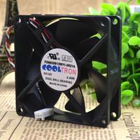 Para TRON FD8025B12W11-3R21A 8025mm 8 cm 8CM 12V 5.4W servidor ventilador