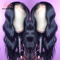 Honrin Hair 13x6 Deep Part Lace Front Wig Natural Wave Pre P...