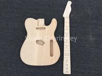 الجملة برينكلي جودة عالية الغيتار الكهربائي عدة ديي مجموعة الماهوجني الجسم القيقب الأصابع غيتار أطقم ، الغيتار الكهربائي نصف المنتج