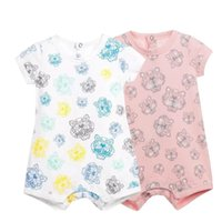 New baby rompers Newborn Infant Baby Boy Girl Summer clothes...