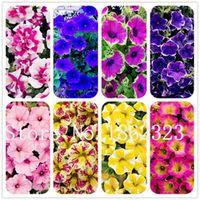 100 PC 혼합 된 색상 피튜니아 씨앗 아름 다운 꽃 씨앗 다년생 꽃 정원 홈 정원에 대 한 분재 냄비 심기