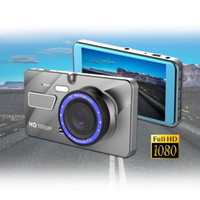 4 Inch Full HD 1080P 170 Degree View Wide Angle A10 Car DVR ...