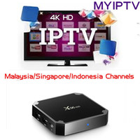 Android 8 1 Box T9 4GB 32GB With MYIPTV 4K Subcription Iptv Support