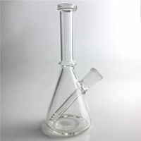 New 6 Inch Glass Rigs 14mm Female Straight Recycler Bongs Th...