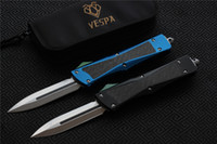 High quality VESPA Combat Troodon Knife Blade: S35VN(D E)Ston...