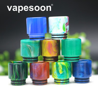 Coloful 810 Resin Drip Tip Wide Bore Mouthpiece For TFV8 BIG...