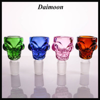 Manufacturer 14. 4 &18. 8 glass blow New design Skull glass bo...