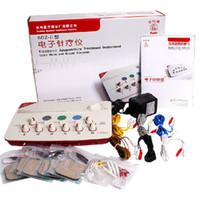 Hwato SDZ - II 출력 전자 침술 자극기 기계 업 그레 이드 6 채널 전기 마사지 및 통증 완화 기계
