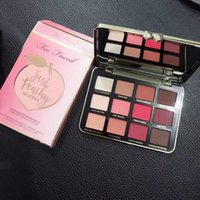 New brand eyeshadow Makeup Eyes too faced Just Peachy Mattes...