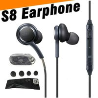 High Quality Earphones Earbuds For Samsung S7 S6 S8 edge S8+...
