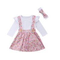 92087a2e4a6 Kids Baby Girls Sleeveless Overalls Princess Party Tutu Brace Skirts Summer  Infant Cotton Outfits Toddler Girl Clothes. US  8.60   Piece. New Arrival
