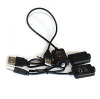 Ego t carregador USB 5V para ego t evod torcer visão spinner vapor mods cigarros eletrônicos carregador de bateria em estoque Vape Chargers ego