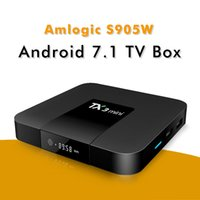 TX3 Mini Android TV Box Amlogic S905W Android 7. 1. 2 1GB 16GB...