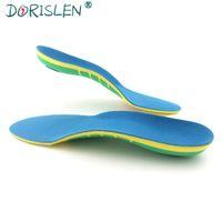 EVA plantillas ortopédicas para soporte de arco Fascitis plantar Alivio del dolor almohadillas de calzado ortopédico hombres mujeres