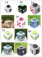 Newest Popular Decompression Toy Fidget cube the world'...